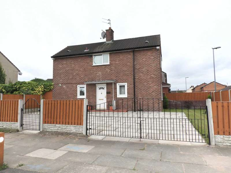 2 Bedrooms End Of Terrace House for sale in Bewley Drive, Southdene, Kirkby
