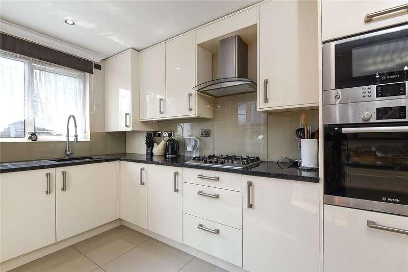 3 Bedrooms Terraced House for sale in Veldene Way, Harrow, Middlesex, HA2