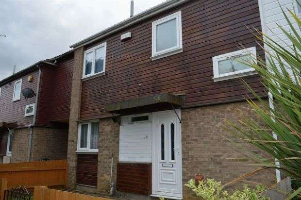 3 Bedrooms Terraced House for sale in Midfield Court , Thorplands, Northampton NN3 8UN