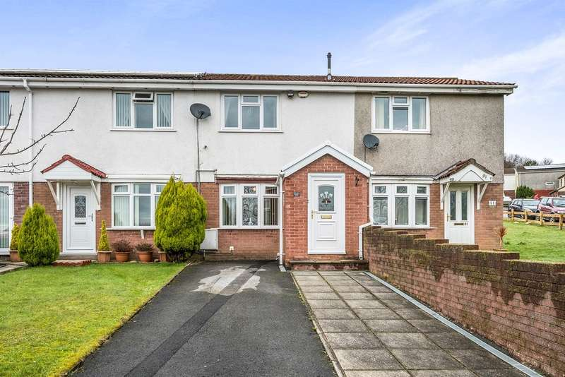 2 Bedrooms Link Detached House for sale in Gellifawr Road, Morriston, Swansea