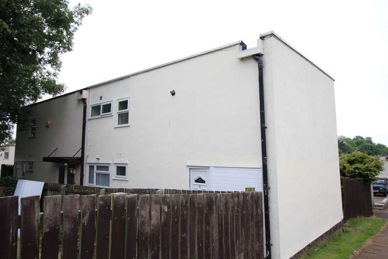 3 Bedrooms Semi Detached House for sale in Gordings, Greenmeadow, CWMBRAN, NP44