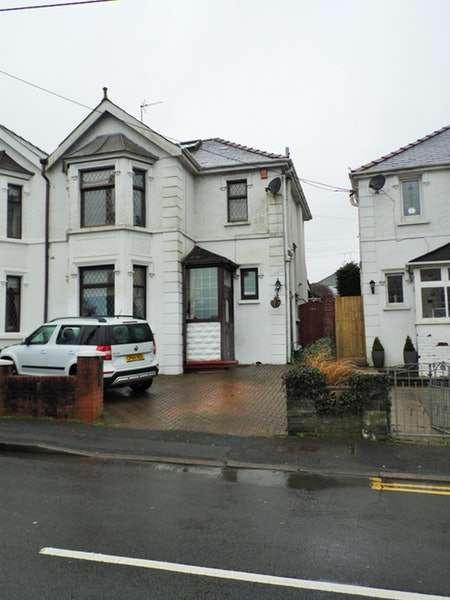 3 Bedrooms Semi Detached House for sale in Havard Road, Llanelli, Carmarthenshire, SA14