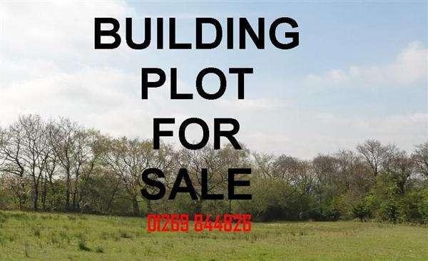 Plot Commercial for sale in Singleton Road, UPPER TUMBLE, Llanelli