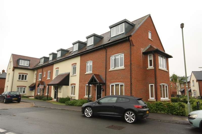 1 Bedroom Apartment Flat for sale in Varennes Court, St Georges Road, Denmead