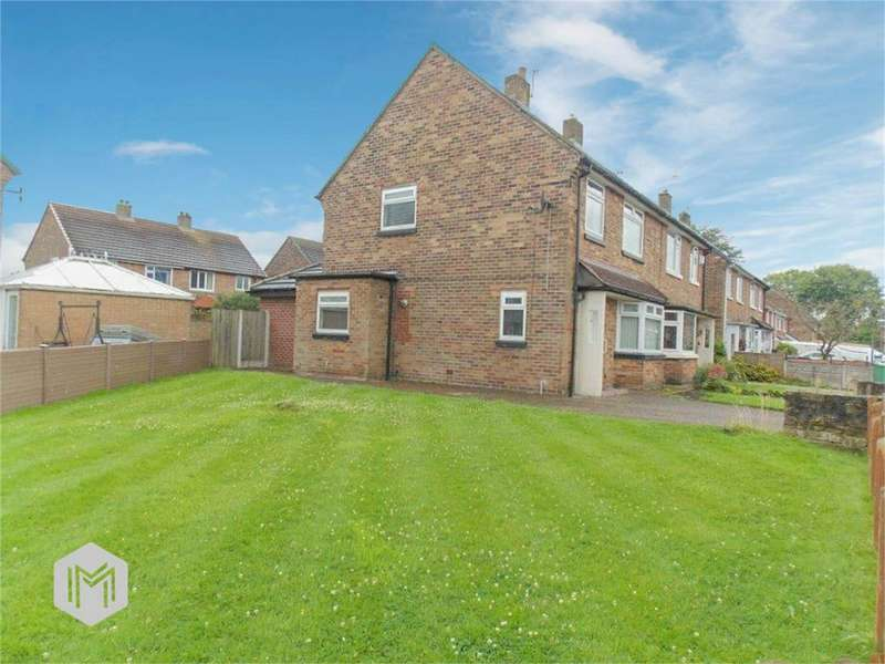 3 Bedrooms Semi Detached House for sale in Edgeworth Avenue, Bolton, Lancashire