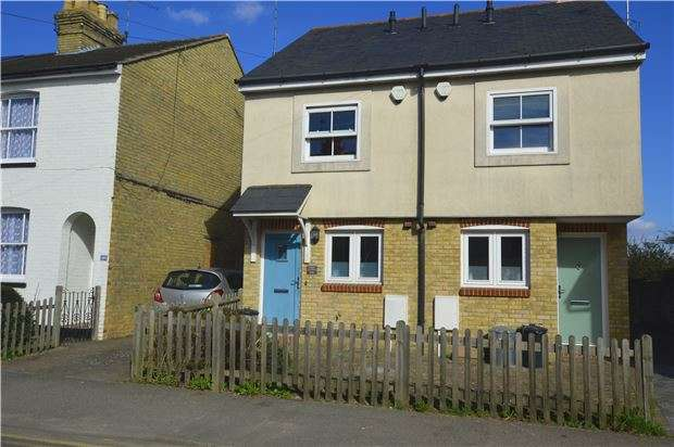 3 Bedrooms Semi Detached House for sale in London Road, Dunton Green, SEVENOAKS, Kent, TN13 2TA