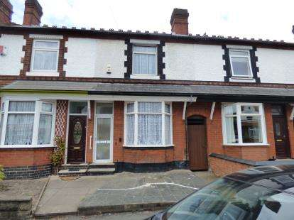 Terraced House for sale in Newlands Road, Birmingham, West Midlands