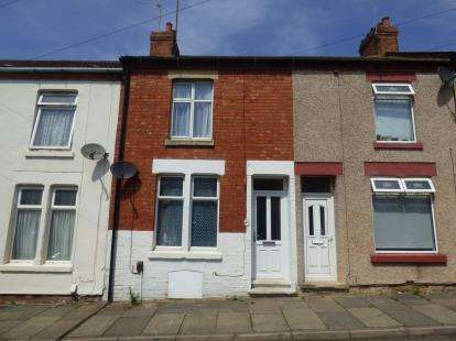 3 Bedrooms Terraced House for sale in Essex Street, Semilong, Northampton, Northamptonshire