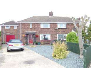 3 Bedrooms Semi Detached House for sale in Citadel Crescent, Dover, Kent