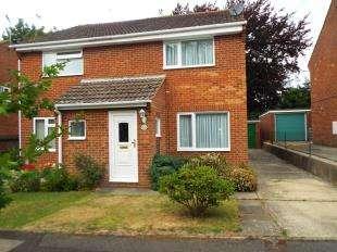2 Bedrooms Semi Detached House for sale in Ealham Close, Willesborough, Ashford, Kent