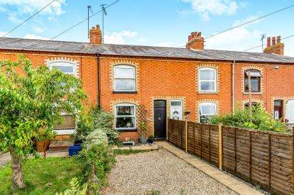 2 Bedrooms Terraced House for sale in Main Road, Duston, Northampton, Northamptonshire