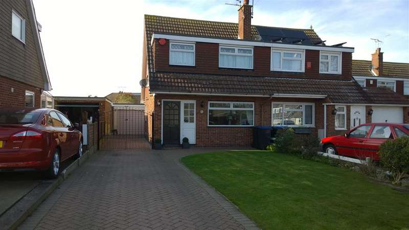 3 Bedrooms Semi Detached House for sale in The Silvers, Broadstairs