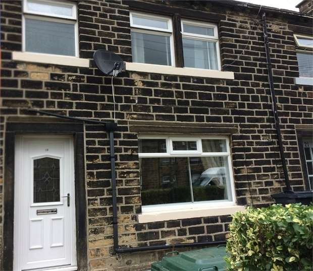 2 Bedrooms Terraced House for sale in Main Road, Denholme, Bradford, West Yorkshire