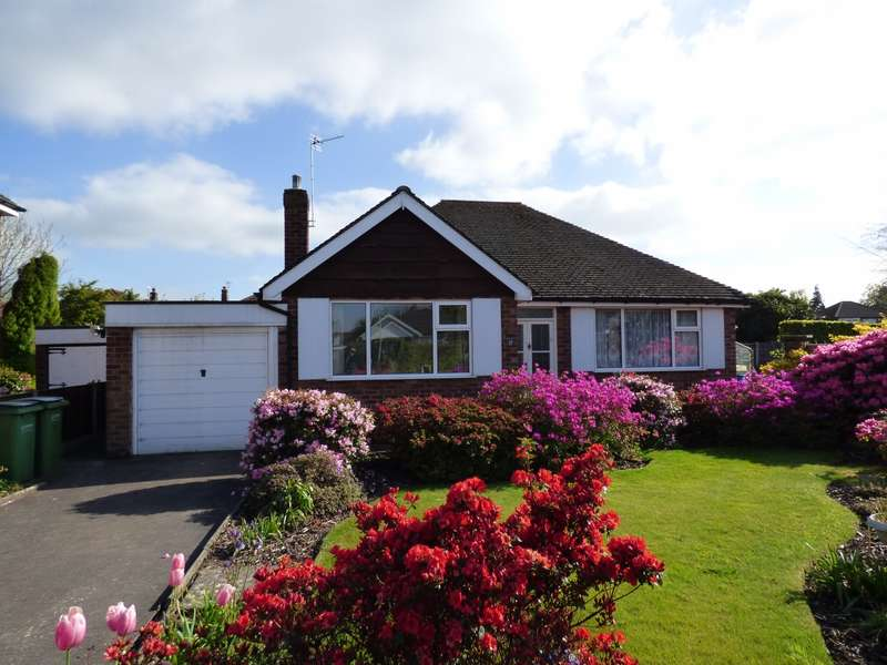 2 Bedrooms Detached Bungalow for sale in Winsfield Road Hazel Grove Stockport