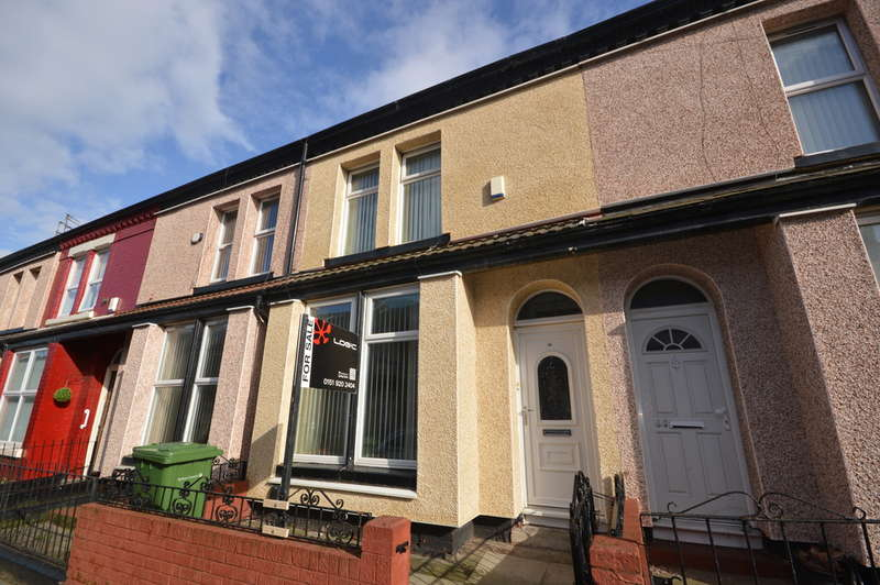 2 Bedrooms Terraced House for sale in Moore Street, Bootle, L20