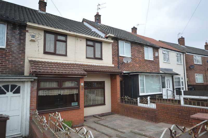 2 Bedrooms Terraced House for sale in Ford Lane, Litherland, Liverpool, L21