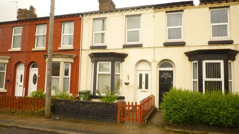 3 Bedrooms Terraced House for sale in Thomson Road, Seaforth, Liverpool, L21