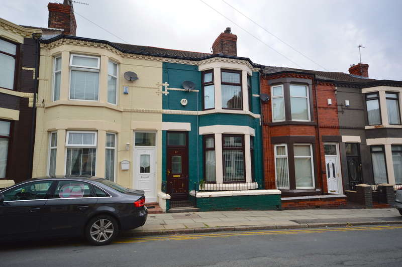 3 Bedrooms Terraced House for sale in Clapham Road, Anfield, Liverpool, L4