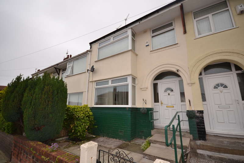 3 Bedrooms Terraced House for sale in Morval Crescent, Walton, Liverpool, L4