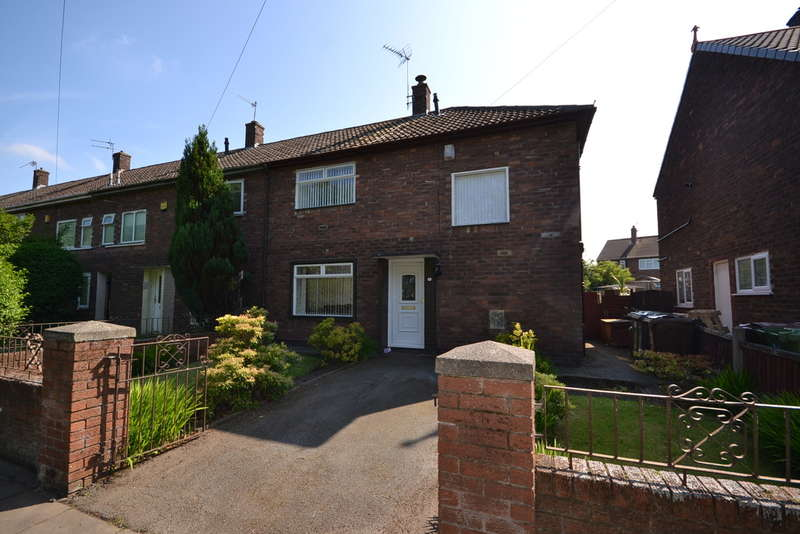 3 Bedrooms End Of Terrace House for sale in Howard Florey Avenue, Bootle, Bootle, L30