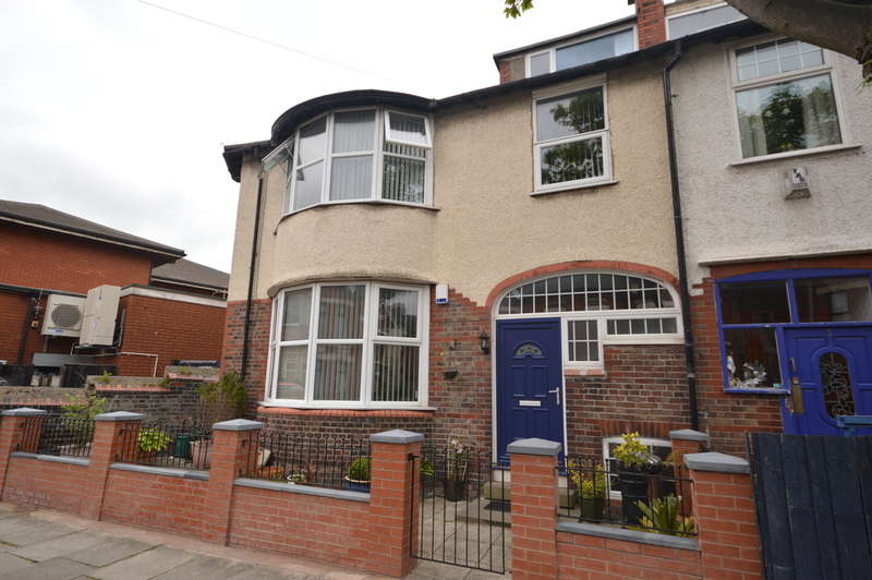 4 Bedrooms End Of Terrace House for sale in Hougoumont Avenue, Liverpool, L22