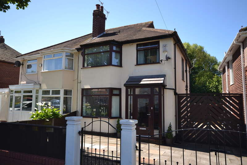 4 Bedrooms Semi Detached House for sale in Kirkstone Road South, Litherland, Liverpool, L21