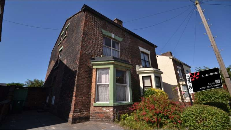 4 Bedrooms Semi Detached House for sale in Hicks Road, Seaforth, Liverpool, L21