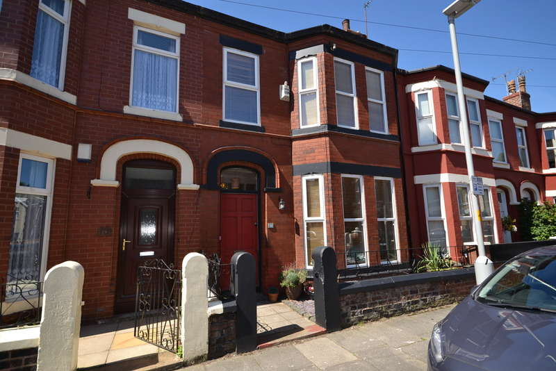 4 Bedrooms Terraced House for sale in Willoughby Road, Waterloo, Liverpool, L22