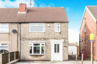 3 Bedrooms Semi Detached House for sale in Williamthorpe Road, North Wingfield, Chesterfield, Derbyshire