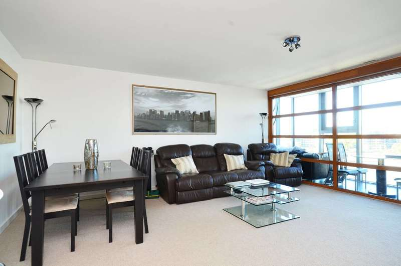 2 Bedrooms Flat for sale in Falcon Wharf, Battersea, SW11
