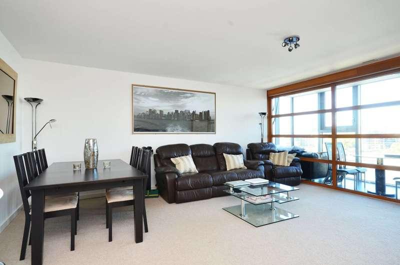 2 Bedrooms Flat for sale in Falcon Wharf, Battersea, SW11