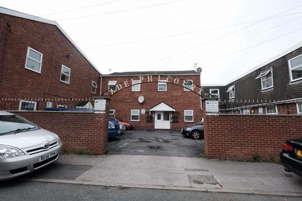 36 Bedrooms Apartment Flat for sale in Adelphi Place, Preston, PR1