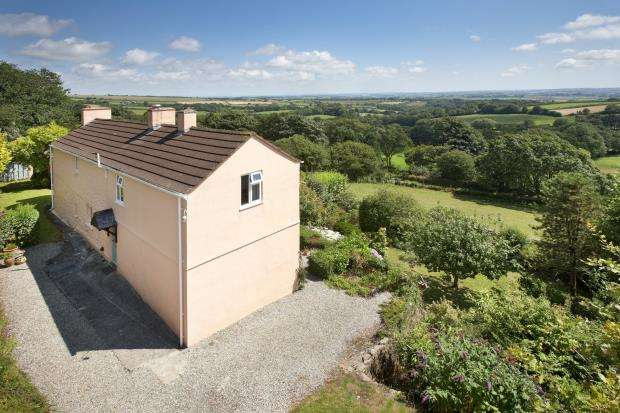 3 Bedrooms Detached House for sale in Darite, Liskeard, Cornwall