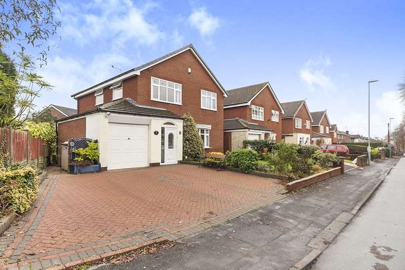 4 Bedrooms Detached House for sale in Sugar Lane, Knowsley, Prescot, L34