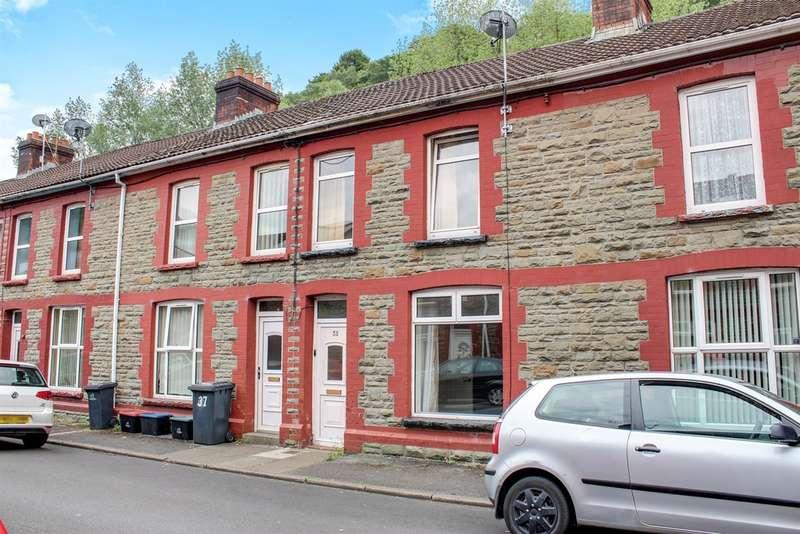 3 Bedrooms Terraced House for sale in Meadow Street, Llanhilleth, Abertillery