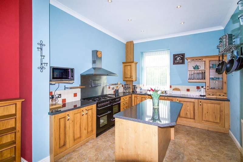 4 Bedrooms End Of Terrace House for sale in Oxford Street, Pontycymer, BRIDGEND