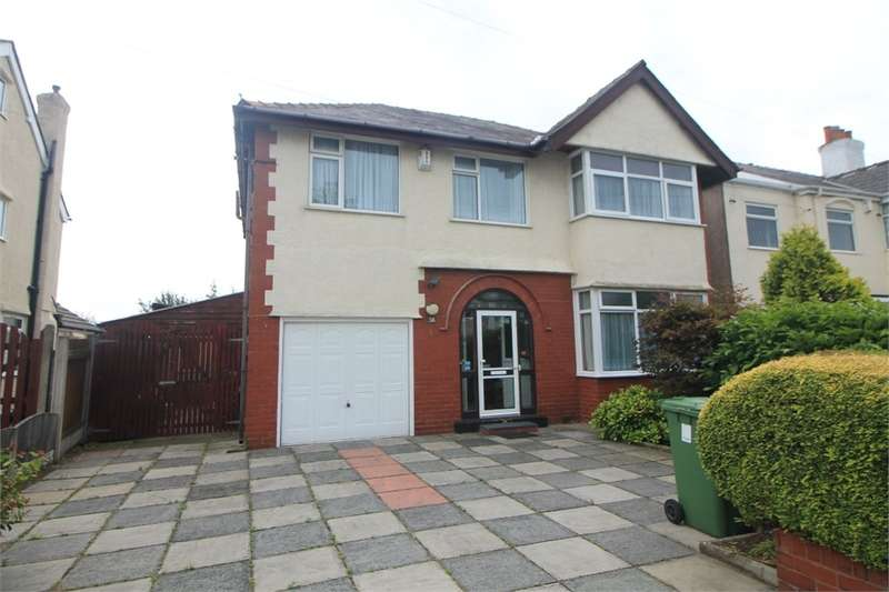 5 Bedrooms Detached House for sale in Hillcrest Road, Crosby, Merseyside