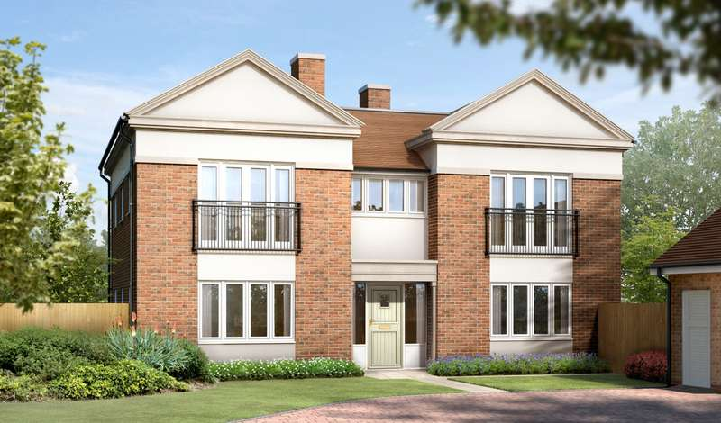 4 Bedrooms Detached House for sale in The Pines At Brackenwood, Kings Drive, Midhurst, GU29
