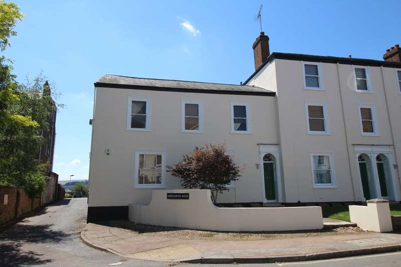 1 Bedroom Flat for sale in St. Davids Hill, Exeter, EX4