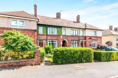 2 Bedrooms Terraced House for sale in Studfield Crescent, Wisewood, Sheffield