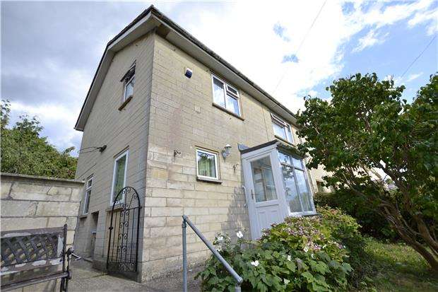 3 Bedrooms End Of Terrace House for sale in Poolemead Road, BA2 1QW