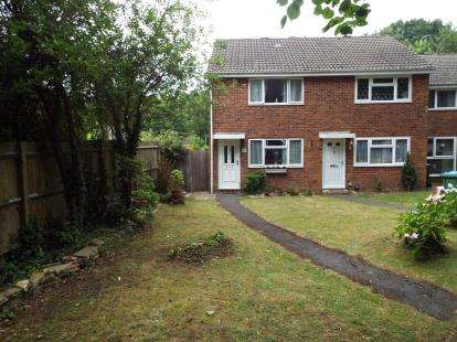 2 Bedrooms End Of Terrace House for sale in Lordswood, Southampton