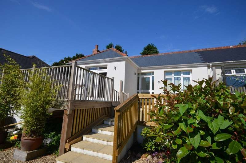 3 Bedrooms Semi Detached Bungalow for sale in Penweathers Lane, , Truro,