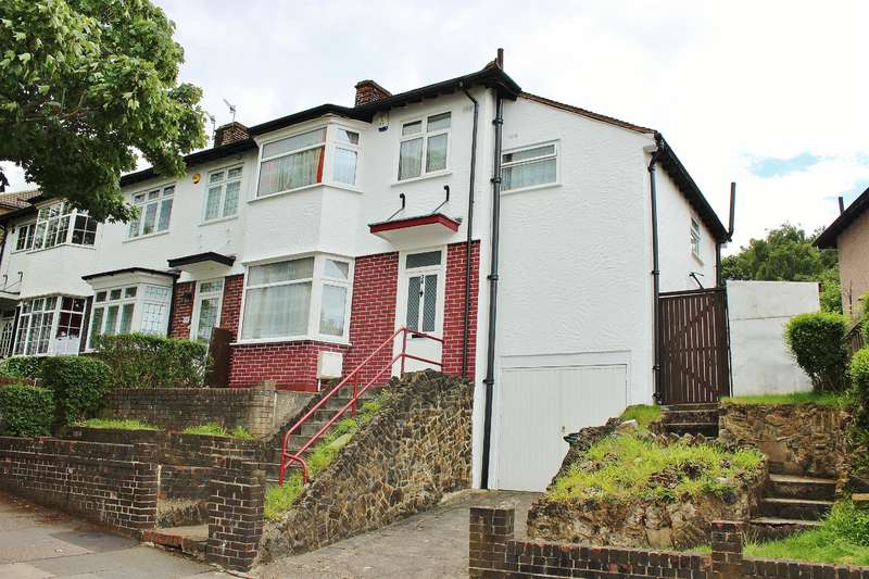 4 Bedrooms Semi Detached House for sale in Commonwealth Way, Abbeywood, London, SE2 0JZ