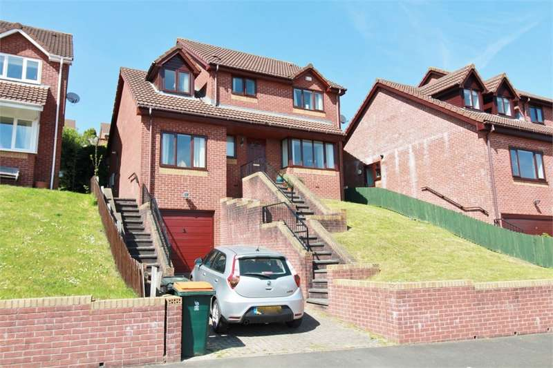 4 Bedrooms Detached House for sale in Pollard Close, Caerleon, Newport, NP18