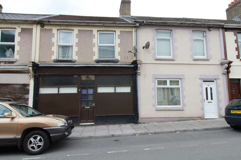 3 Bedrooms Terraced House for sale in Marine Street, Cwm, Ebbw Vale, NP23