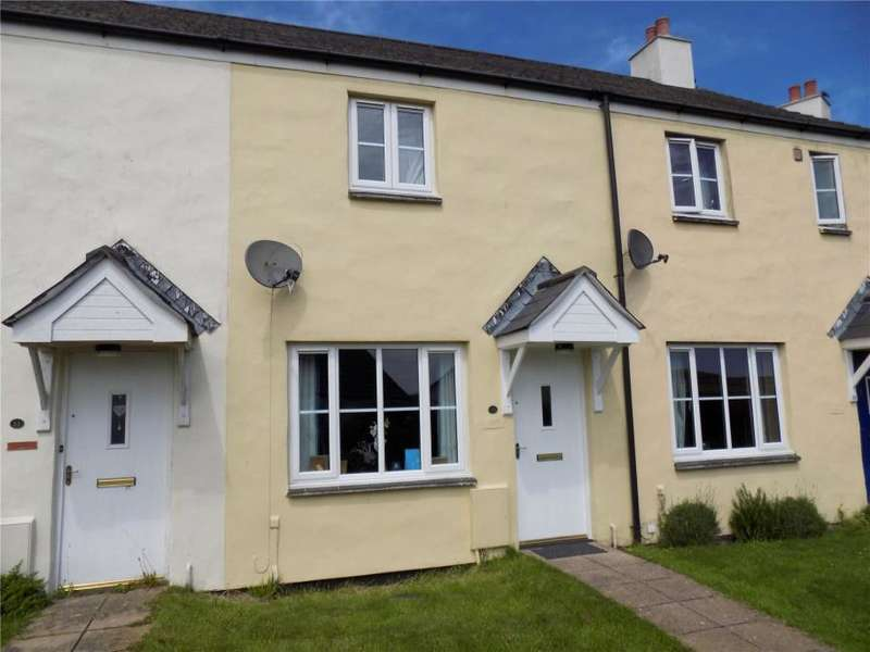 2 Bedrooms Terraced House for sale in Grenville Meadows, Nanpean, St Austell