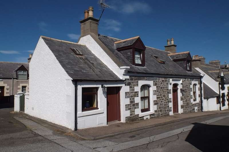 4 Bedrooms Property for sale in Victoria Place, Portknockie, Buckie, AB56