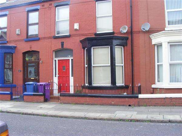 3 Bedrooms Terraced House for sale in Alderson Road, Wavertree, Liverpool