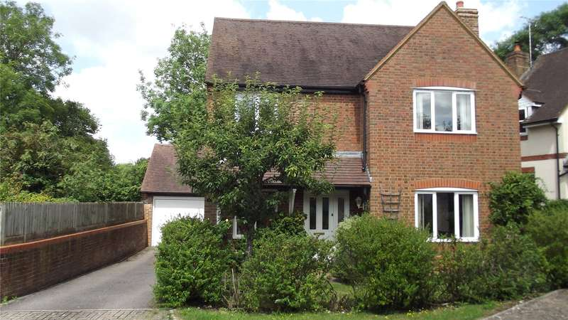 4 Bedrooms Detached House for sale in Saunders Meadow, Collingbourne Ducis, Marlborough, Wiltshire, SN8